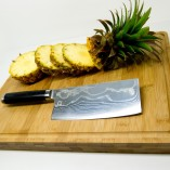 Cleaver with Pineapple